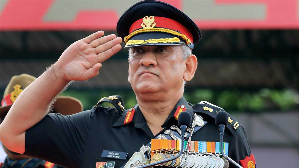 cheif of army staff