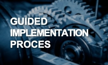 Guide implementation process