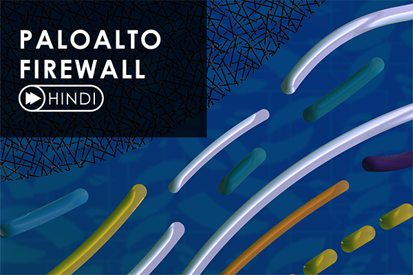 Paloalto Firewall in Hindi cover