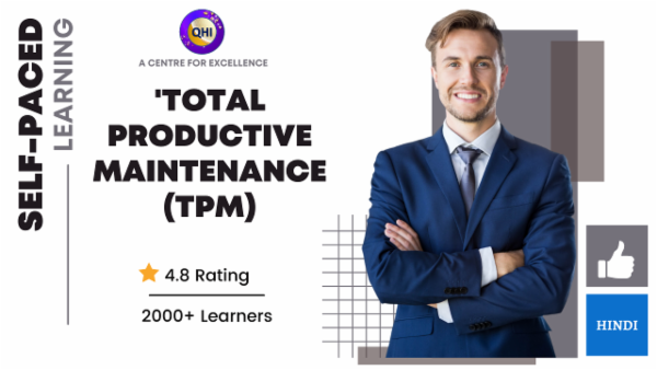 Total Productive Maintenance (TPM) and Basics of Maintenance Management cover