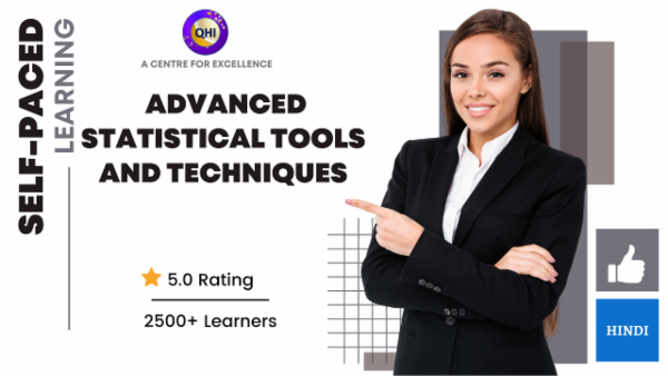 Advanced Statistical Tools and Techniques cover