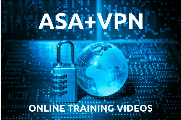 Deploying Cisco ASA VPN Solutions Online Training – Explained cover