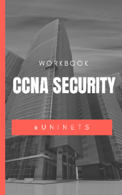 CCNA Security Workbook cover