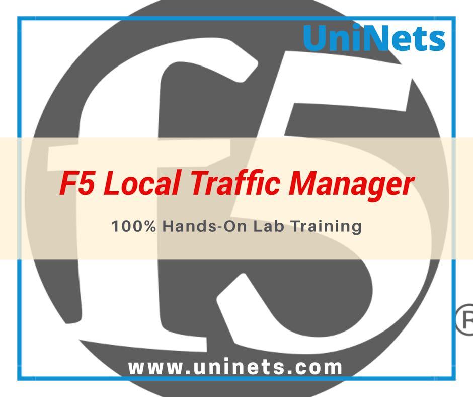 Achieve F5 LTM Certifications cover