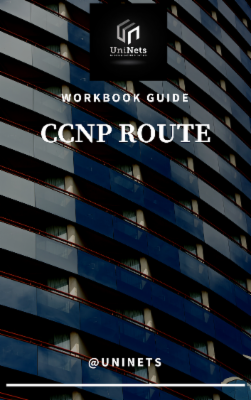 CCNP Route Workbook cover