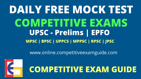 Daily Current Affairs Mock Test For cover