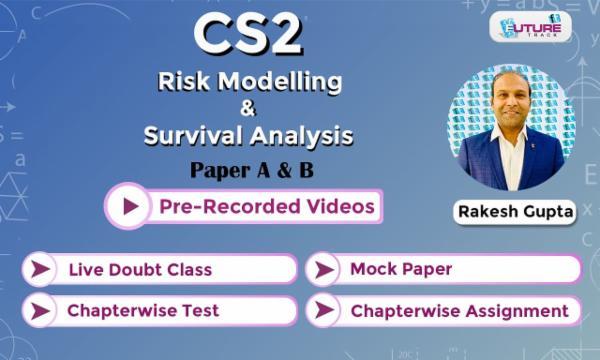 CS2 [ Risk Modelling & Survival Analysis ] cover