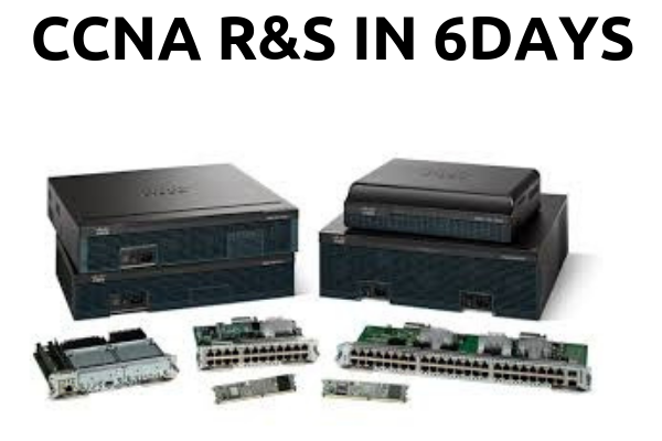 CCNA Routing & Switching (200-125) fast Track Training cover