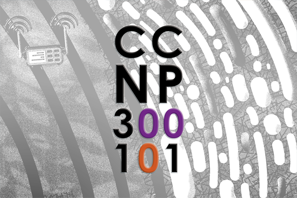 CCNP Route 300-101 cover