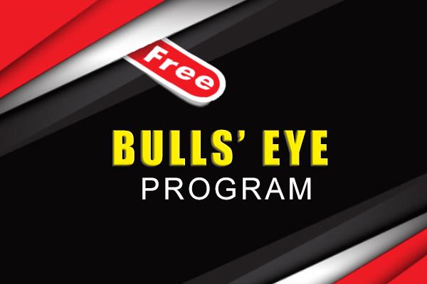BULLS' EYE PROGRAM (ALL ABOUT UPSC EXAM) cover