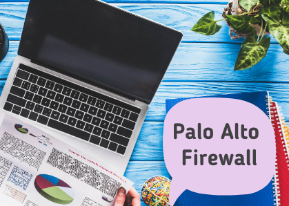 Palo Alto - The Next Generation Firewall cover