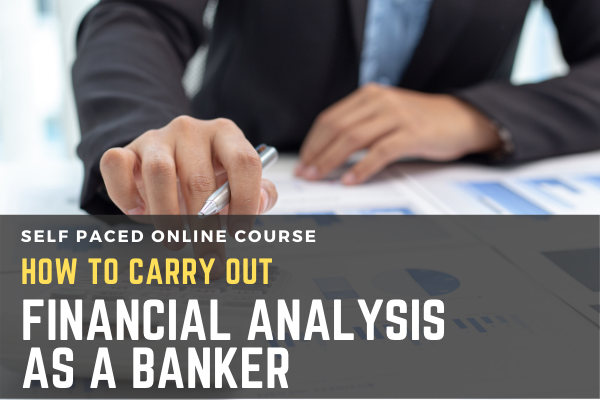 How to carry out Financial Analysis as a Banker cover