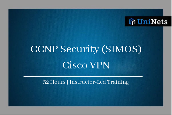 Cisco VPN: Starts on 14-Dec-2019@10AM IST cover