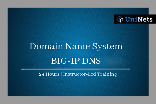 F5 DNS: Starts on 22-Aug-2020 @07PM IST cover