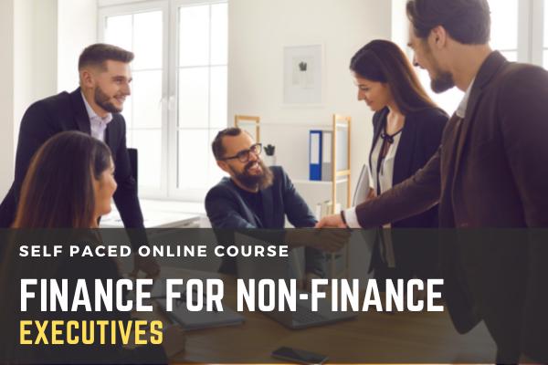 Finance for Non Finance Executives cover