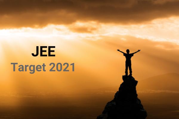 JEE - Target 2021 cover