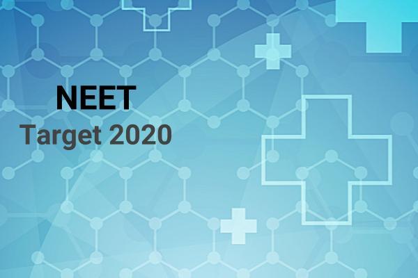 NEET - Target 2020 cover