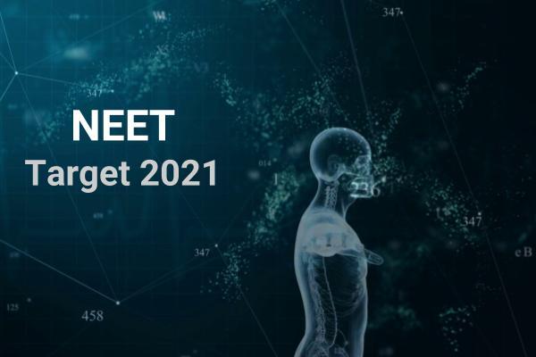 NEET - Target 2021 cover