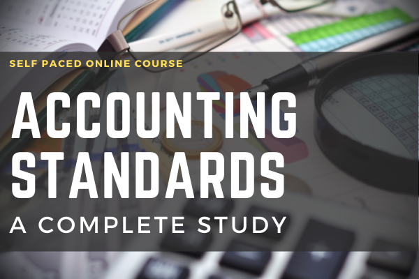 Accounting Standards A complete Study cover