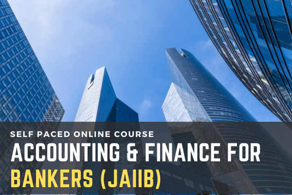 JAIIB Accounting & Finance for Bankers cover