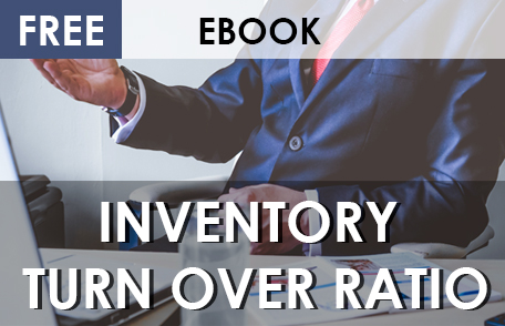 E- BOOK on Inventory Turnover Ratio cover