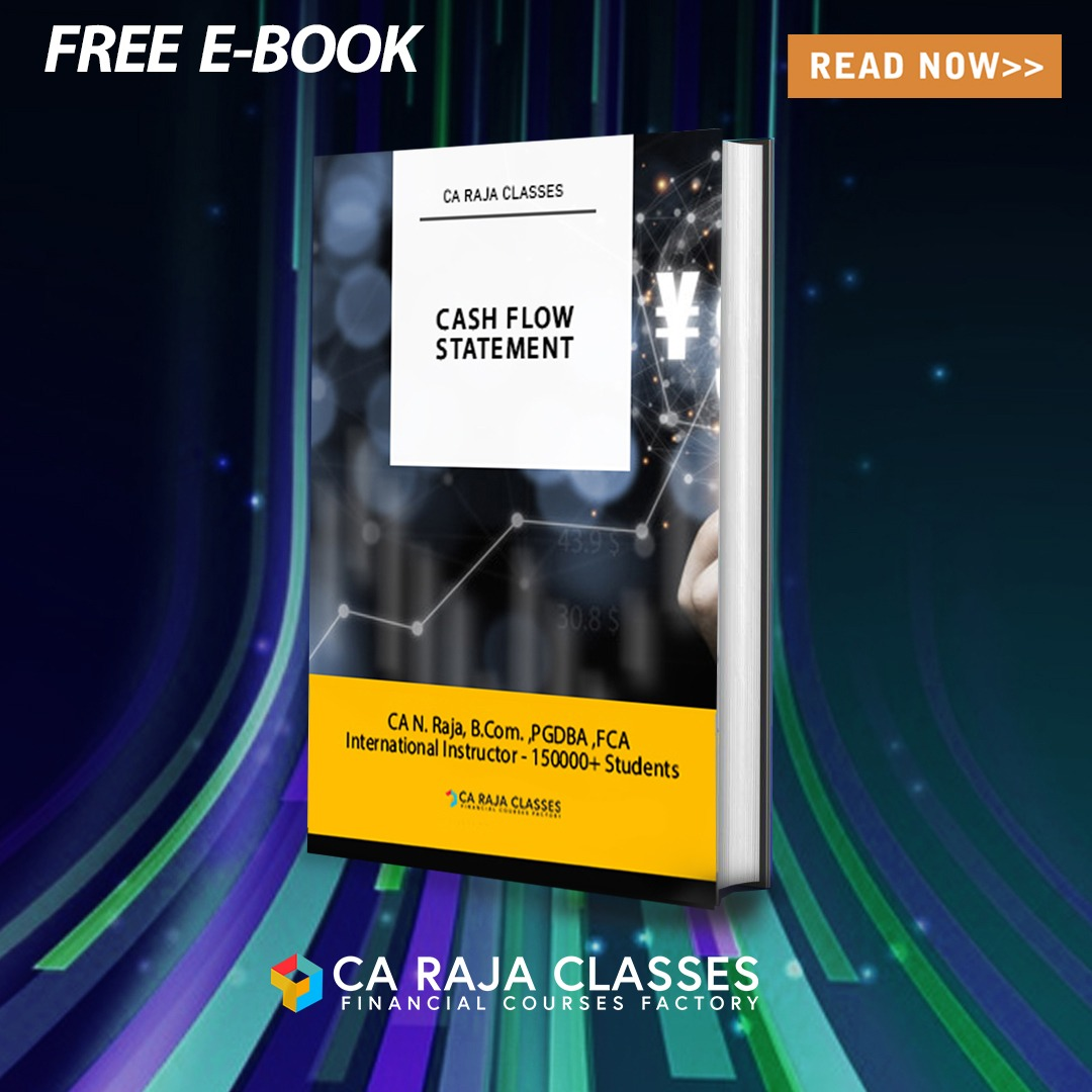 E-BOOK on Cash Flow Statement cover