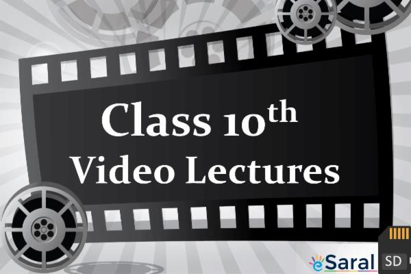 Class 10 Video Lectures (SD Card) cover