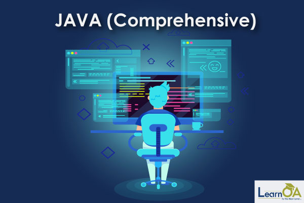 JAVA (Comprehensive) Certification Training cover
