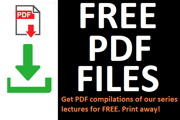 PDF Compilations of all courses - FREE cover