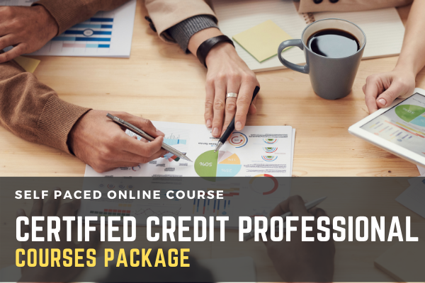 Certified Credit Professional Course Package cover