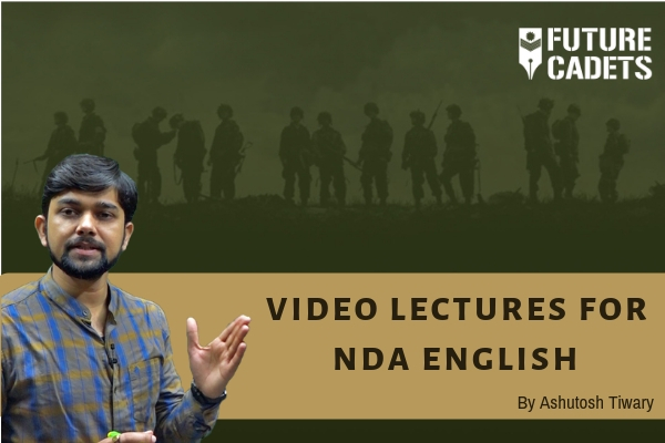 English for NDA cover