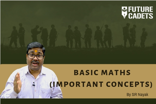 Basic Maths for NDA cover