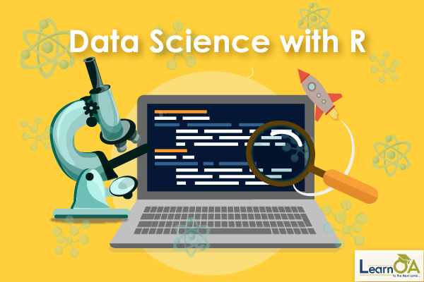 Data Science with R cover