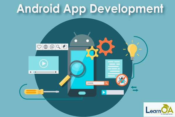 Android App Development cover