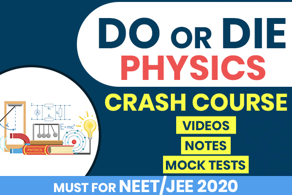 DO OR DIE FOR PHYSICS MISSION 2020 cover