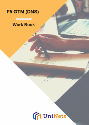 BIG IP DNS Workbook cover