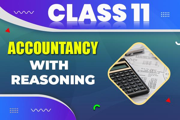 Accountancy : Class 11 cover