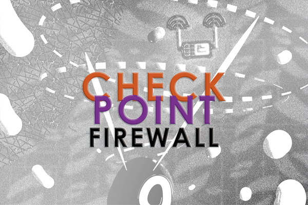 Checkpoint Firewall cover