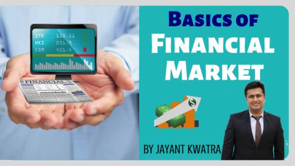 Basics of Financial Market cover