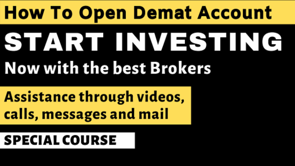 How To Open Demat Account cover