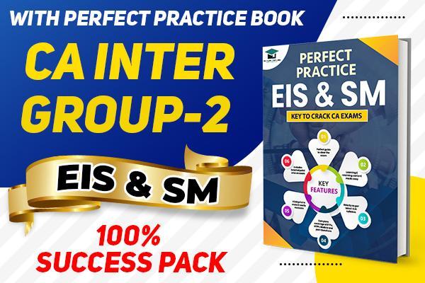 EIS & SM : CA Inter cover