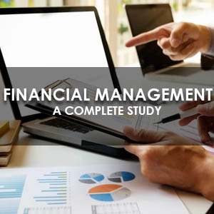 Financial Management A Complete Study 12 MONTH cover