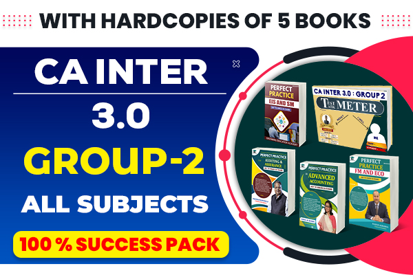CA Inter : Group 2 (All subjects) cover