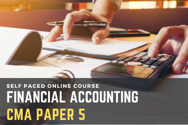 Paper 5: Financial Accounting cover