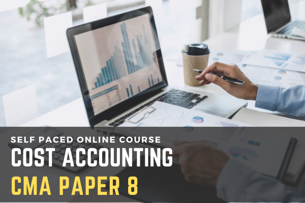 Paper 8: Cost Accounting cover