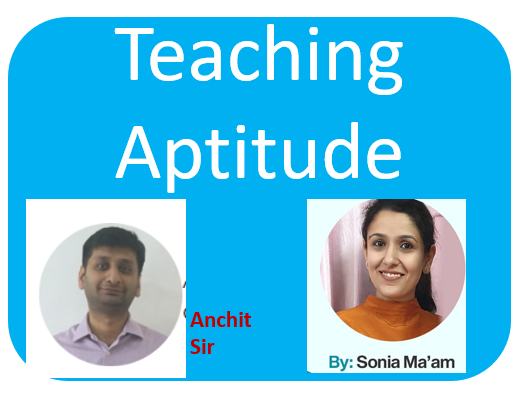 Teaching Aptitude cover