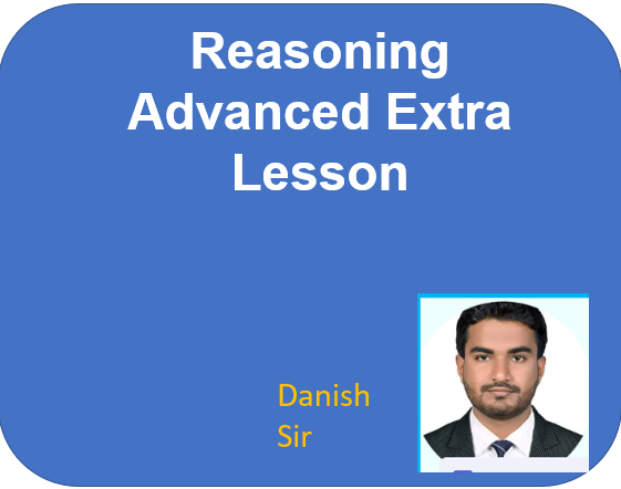 Reasoning - Advanced Extra Lessons cover