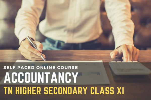 TN Class XI: Accountancy cover