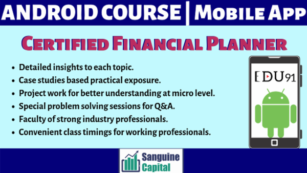Certified Financial Planner (CFP) Course cover