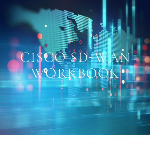 Cisco SD-WAN Workbook cover